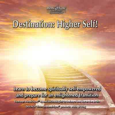 Destination Higher Self